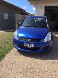 2011 Suzuki Swift Hatchback Townsville Surrounds Preview