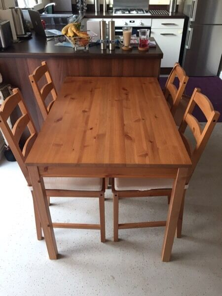 Ikea Pine Dining Ads Buy Sell Used Find Right Price Here