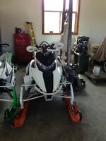 Evops 2012 arctic cat M1100 Turbo