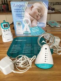 AngelCare Sensor Baby Monitor
