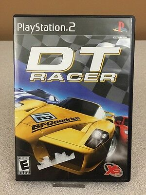 Dt Racer Ps2 Video Game  Sony Playstation 2  2005