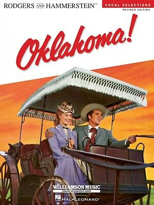 Oklahoma Sheet Music Vocal Selections Revised Edition Vocal Selecti 000312292