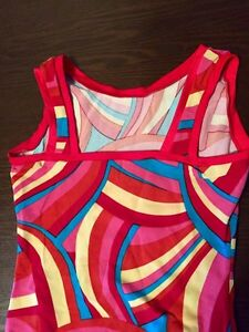Gymnastics outfit - custom made - child sz 8/10 (reduced $) London Ontario image 4