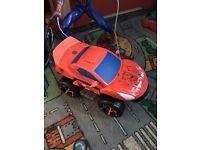 Spider-Man car