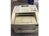 Brother 8360 fax laser machine