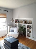Character apartment in Mission for sublet