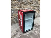 Norcool Display Coke Mini Fridge