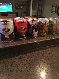 Don cherry and team Canada bubba kegs
