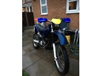 ** Cagiva W8 125cc 2 stroke. Fully Road Legal. Getting Rare Now! **