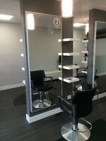 Chair Rental in Peace River - Brand New Salon!