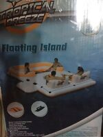 Floating island for sale!