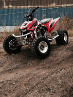 2006 TRX450ER Race Quad