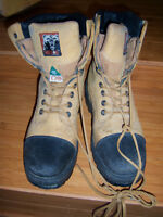 Men's Timberline by Kodiak Steel Toe Work Boots CSA Approved