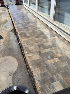 Extra pavers for sale