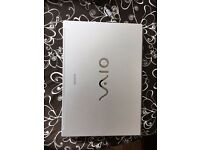 Sony Vaio Blu-Ray Full HD Laptop