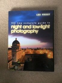 Set of photography books
