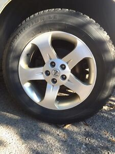 18 inches Nissan rims