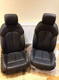 Audi A6 S line leather seats ( 14 plate )