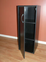 Black Stained Cabinet