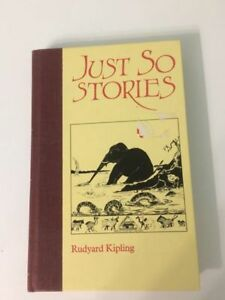 'Just So Stories' book