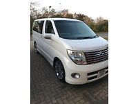 Nissan Elgrand Highway Star 2006 3.5L V6 8 Seater (Scotland)