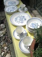 Lot of Figgjo Turi Design Lotte Porcelain