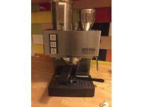 Gaggia Cubika coffee machine