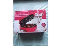 Brand New Cake Pop and Fondue Maker