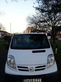 Nissan primstar 2.0dci 115 bhp starts and drives