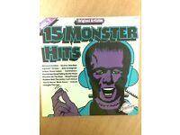 15 MONSTER HITS VOL1 LP