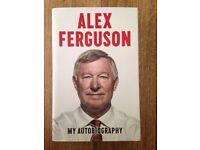Alex ferguson book