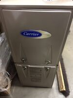 Brand new Carrier 2 stage, variable speed 60,000