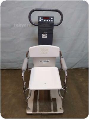 Scale Tronix Digital Stand Sit Chair Scale 248026
