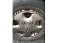 Ford transit tourneo alloys x5