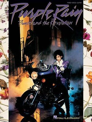Prince Purple Rain Sheet Music Piano Vocal Guitar Songbook NEW 000306893