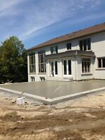 ALL CONCRETE FLOORS,SLABS,PADS,GARAGES & MORE