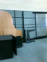 Cubicle office start $95 must sell OBO         $35 per foot