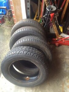 Snow/mud tires for sale Kawartha Lakes Peterborough Area image 6