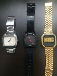 Selling Nixon Watches Plus Others