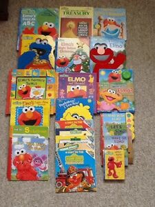 Sesame Street books -ALL West Island Greater Montréal image 1
