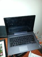 Lenovo Lynx Windows 8.1 Tablet With Keyboard & Extended Battery