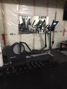 Life fitness X1 Elliptical Trainer