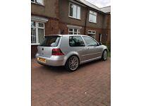 VW Golf GT TDI MK4 PD150 200bhp FSH Low Miles MK5 Fabia Leon Focus Astra A3 A4
