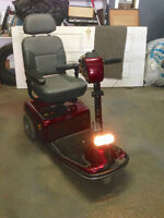 Shoprider Mobility Scooter 3-wheel