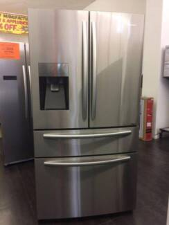 Hisense 701l French Dood Fridge With Ice Maker 12 Months Warranty