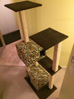 Superbe Arbre a chat 6'3'' NEUF / NEW Gorgeous Cat tree / Park