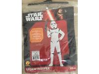 Adult Star Wars Stormtrooper Fancy Dress (M)