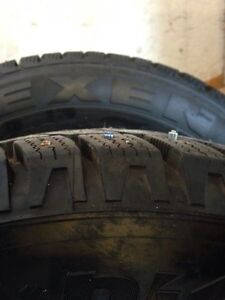 NEW & USED TIRE MOBILE STUDDING SERVICE
