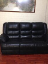Leather Sofa For sale $45 Auburn Auburn Area Preview