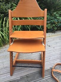 SOLD - High chair Stokke Tripp Trapp